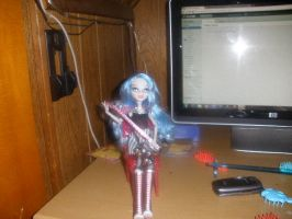 Monster High Doll WIP by Demonqueen23