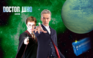 12th Doctors new companion by Richard67915