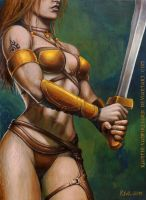 Barbarian by KainTheVampireLord