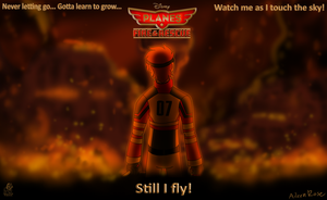 Planes Fire and Rescue: ''Still I fly!'' by Aileen-Rose