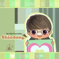No Other_Shindong by MyCherishe