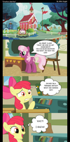 MLP Comic - Creative Liberties by MikeDugan
