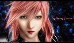 Lightning farron XIII-2 by lovedreams