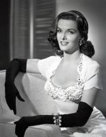 Jane Russell see-thru vail by slr1238