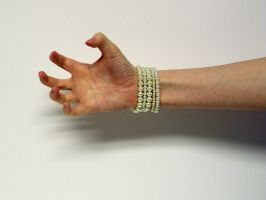 Hand with Pearls Stock18 by D-is-for-Duck