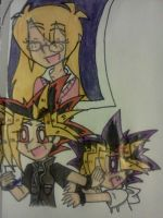 Yugi's Crush by Nicktoons4ever