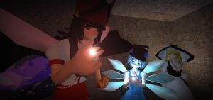 Touhou Fortress 2: Witchcraft by SnivyVonDerp-PhuckII
