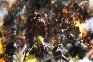 The Hobbit The Battle of Five Armies by jesdset