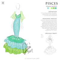 Pisces - 12 Horoscopes C. by rednotion