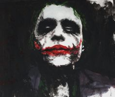 The Joker by suvitvv