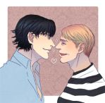 nose kiss by tanishi100