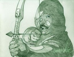 Arrow 002 :pencils: by emmshin