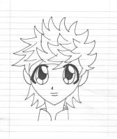 +New style Roxas+ by machika-chan