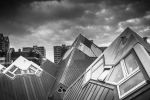 Cube Houses - Rotterdam by aldraco