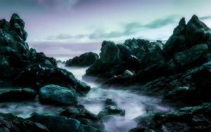 This Rocky Coast 2 by welshdragon