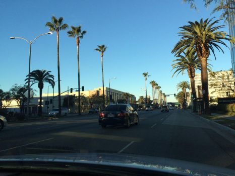 L.A. Baby! by Mickeymcp