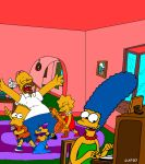 Simpsons Musical Show by Mosquis