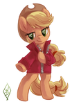 Applejacket by WhiteDiamondsLtd