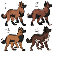 Point Adoptables by ZappyAttack