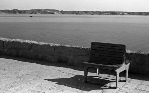 A Place to Sit by padraig13