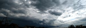 Current weather at home... by MkCream