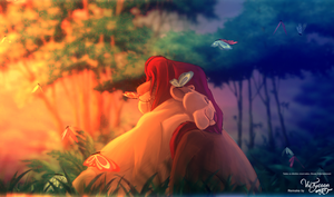 Lion King by VicTycoon
