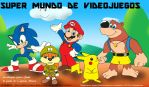 Game World Mundo Juegos by CaptainMexico