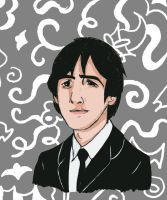 George Harrison by the-alchemyninja