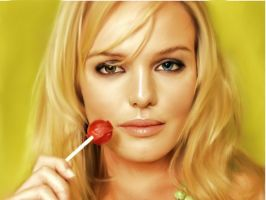 Kate Bosworth 3 by crayon2papier