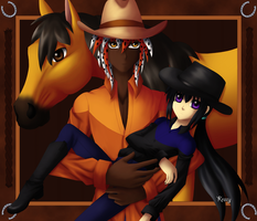 Gone Country by KrazyPerson