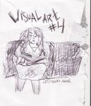 visual art number 4 by PinkyMcCoversong