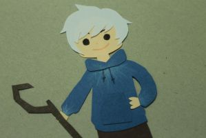 Jack Frost Papercraft by anime-lover05