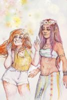 sping is all over you by raskina