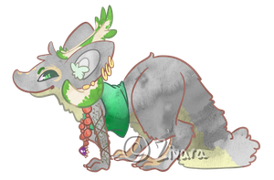 Forest adoptable ((CLOSED)) by Zivara