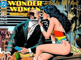Wonder Woman #81 by Superman8193