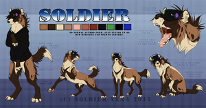 Soldier Ref 2015 by SoldierYena