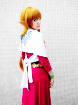 Skyloft Zelda 3 by pabas