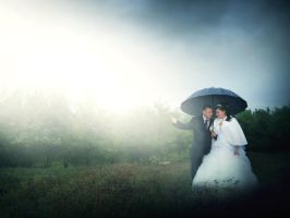 Wedding Mist by calincio