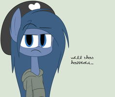 Tumbly has seen it all. by SapphireShoelacesXD