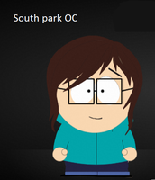 Emily south park oc update by sams-adopts