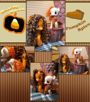Candy Corn and Pumpkin Spice by Draco-McWherter