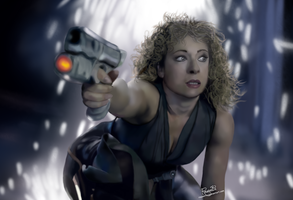 River Song_commission by Rousetta