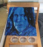 Beaded Snape by tripperfunster