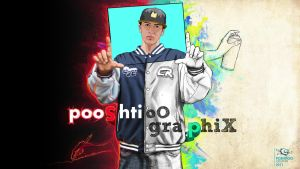 PooshtioO Graphix Wallpaper by PooshtioO