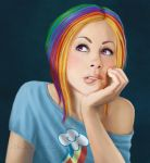 Rainbow Dash by Aphelps