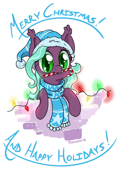 Merry Christmas and Happy Holidays! by tehflah
