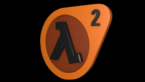 Half Life 2 logo by MHalse