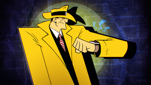 Dick Tracy by gadeaster
