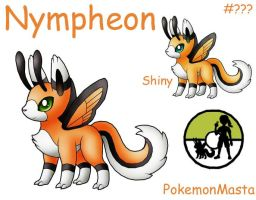 Nympheon by PokemonMasta