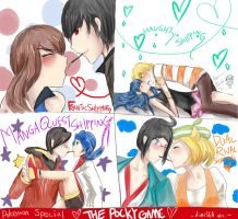 The Pocky Game by diverSEA